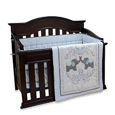 Elephant Crib Bedding Sets Nurture Imagination Elephant Jubilee Bedding Collection And