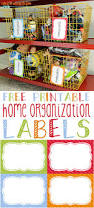 Printable Labels I Should Be Mopping The Floor Free Printable Home Organization Labels