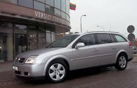 opel vectra caravan 2005 automobilių nuoma klaipėdoje