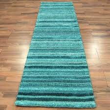 Aqua Runner Rug Mica Teal Runner Rugs Buy At Modern Rugs Uk