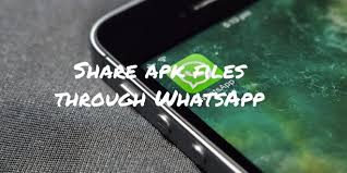 watsapp apk file how to zip or apk files on whatsapp without using dropbox