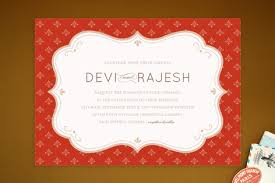 wedding cards in india indian flair wedding invitations by kristen smith minted