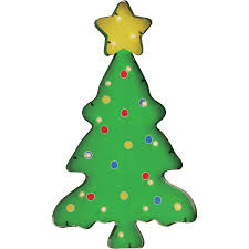 time decor 36 marquee battery operated tree