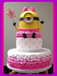the 25 best minions birthday cakes ideas on pinterest minions