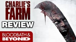 charlie u0027s farm 2014 movie review youtube