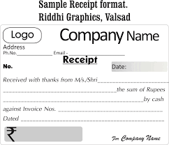 gardening invoice formsplate sample word official receipt template