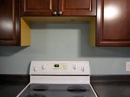 Ventless Range Range Hood