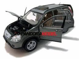 diecast honda crv diecast model car model honda cr v 2006 silver id