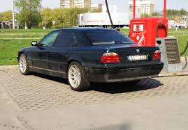 bmw 7 series 730i 1995 auto images and specification