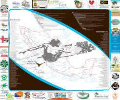 Map Of Baja Mexico by Maps Of Vacation Rentals Restaurants Shops Beaches Town Layout