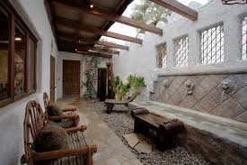 Hacienda Decorating Ideas Hacienda Decorating Ideas Living Room With Sofa