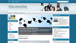 templates for blogger for software 15 best education blogger templates templatemag