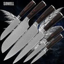 razor sharp kitchen knives chef slicing 2 sanotku utility paring stainless steel kitchen