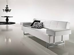 canape design blanc canap designer gallery of canap design matteo design for