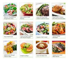 diabetic lunch meals healthy meal plans