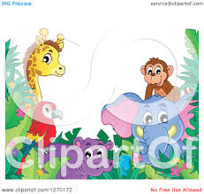 jungle jeep clipart royalty free rf hippo clipart illustrations vector graphics 1
