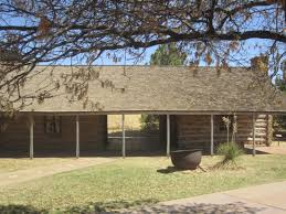 type of house dogtrot house