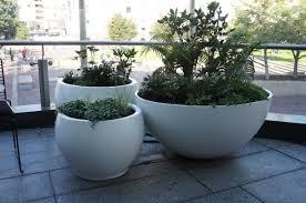 Large Tree Planters by Pots U0026 Planters Landscape Design Garden Care Services And