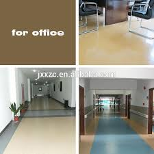 various waterproof pvc plastic vinyl flooring back support floor