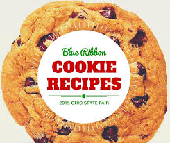 ohio state ribbon blue ribbon cookie recipes ohio state fair