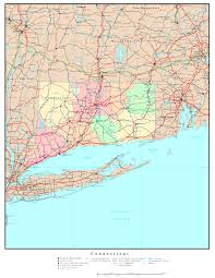 road map connecticut usa connecticut on map of usa swimnovacom of connecticut usa