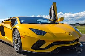 lamborghini the lamborghini aventador s is music for an ultra luxury car