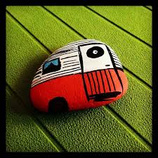 407 best painted stones cars images on pinterest painted stones