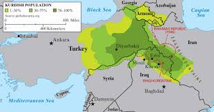 Kurdistan Map The Kurds Are Nearly There By Christian Caryl The New York