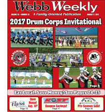 webb weekly august 9 2017 by webb weekly issuu