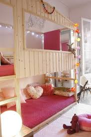 Ikea Mydal Bunk Bed Bedding Simple And Minimalist Double Deck Bunk Bed Designs For