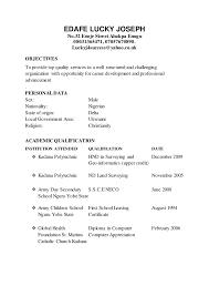 professional dance resume edafe lucky cv