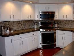 popular kitchen backsplashes with granite countertops my home