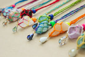 making stone necklace images Ecuador necklaces diy quiet lion creations jpg