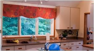 Kitchen Curtains Modern Modern Kitchen Curtains And Valances Modern Kitchen Curtains