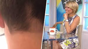 dylan on today show haircut dylan dreyer gave her husband a haircut and oops today com