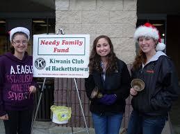 hackettstown students help raise money for needy families
