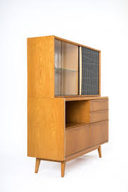 Retro Bar Cabinet Vintage Bar Cabinet By Bohumil Landsman For Jitona For Sale At Pamono