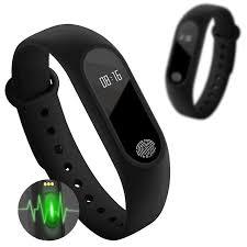 heart health bracelet images Ip67 waterproof smart wristband m2 bluetooth smart heart rate jpg