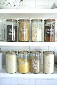clear canisters kitchen glass kitchen canister zhis me