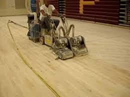 floor rider sander provac vacuum demo