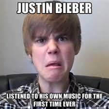 Justin Biber Meme - justin bieber meme by crazyclara on deviantart