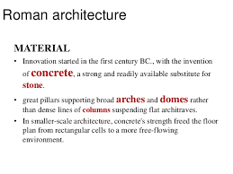 Baths Of Caracalla Floor Plan Class 5 History Of Roman Architecture
