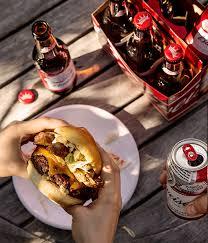 Backyard Cookout Ideas Bratwurst Burger