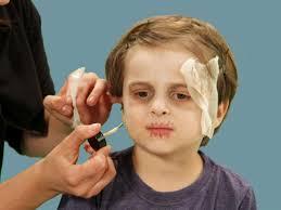 halloween makeup tutorial mummy hgtv