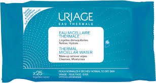 uriage micellar wipes with thermal water reviews beautyheaven