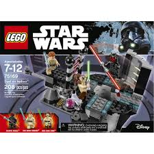 lego star wars duel on naboo 75169 lego toys