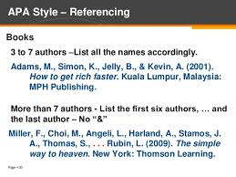 apa format citation book introduction to citations and referencing