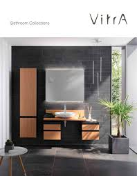 bathroom collections vitra pdf catalogues documentation