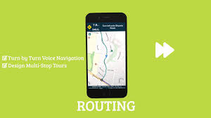 Routing Maps by Pocket Earth Offline Maps Video Routing U0026 Navigation Youtube