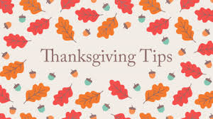 thanksgiving wellness tips the door by elizabeth arden